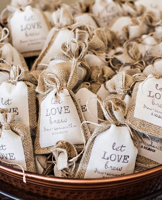Beach Wedding Favor Ideas: Hampton Roads - Virginia Beach