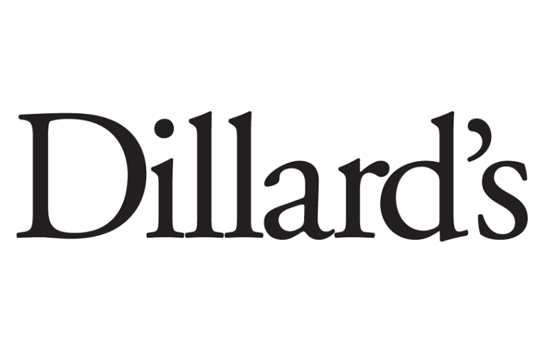 Wedding Gift Registry Logo: Dillard's