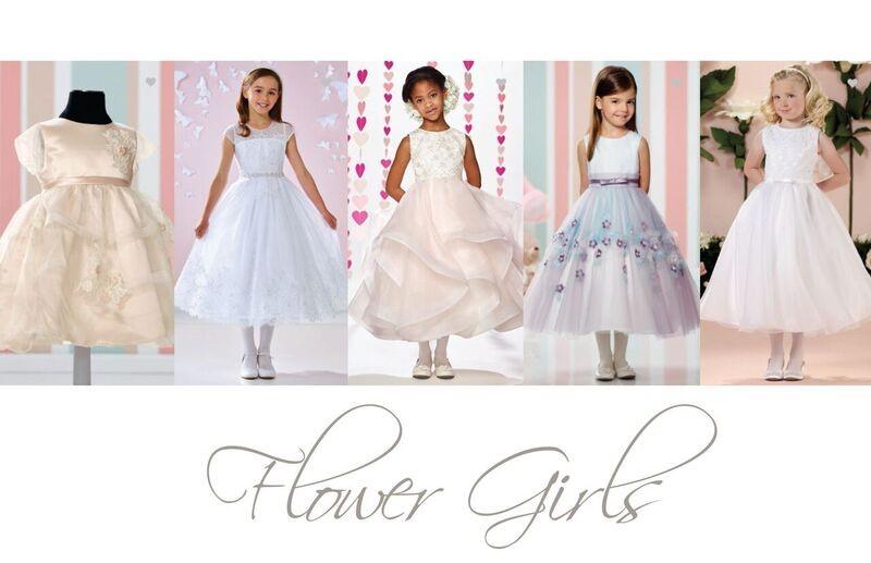 HOMflowergirldresses
