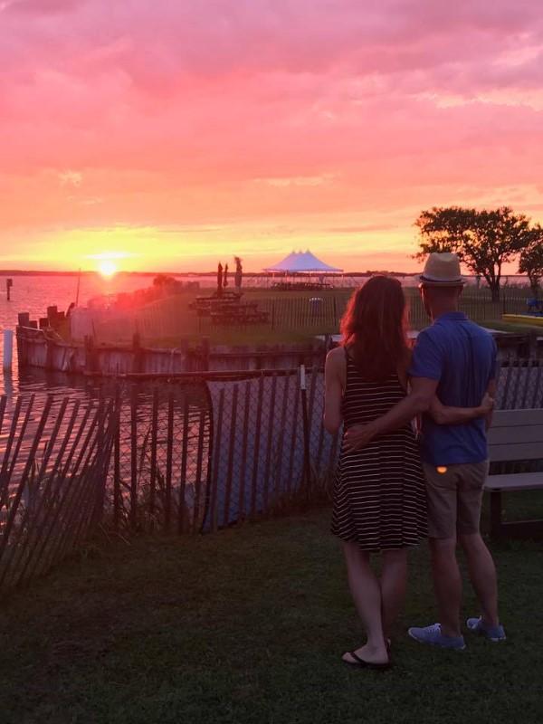 sunset-wedding-water-hampton