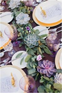 wedding table settings hampton roads, williamsburg